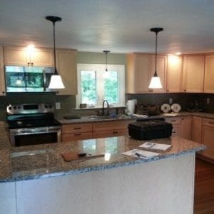 Built-In Kitchen Appliances inspection